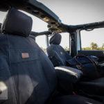Melvill und Moon Safari Sitzbezüge von Tuff-Trek