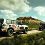 euro4x4parts- У Еўропе няма 1 пастаўшчыка дэталяў і аксесуараў 4 × 4.