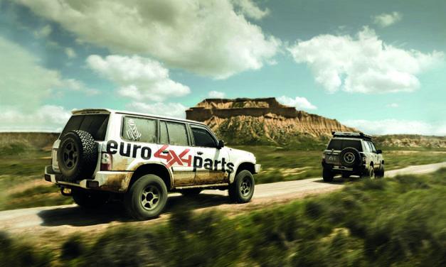 euro4x4parts- El primer proveïdor europeu de 1 × 4 peces i accessoris.
