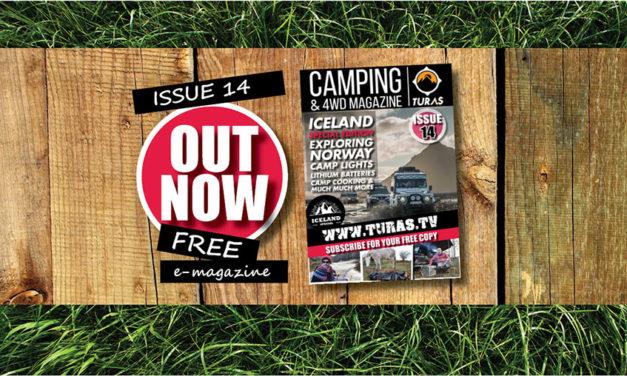 TURAS Kamp ve 4WD Dergisi - Sayı XNUMX