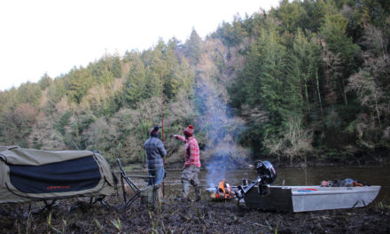 River Camping – A Few Days On The Water