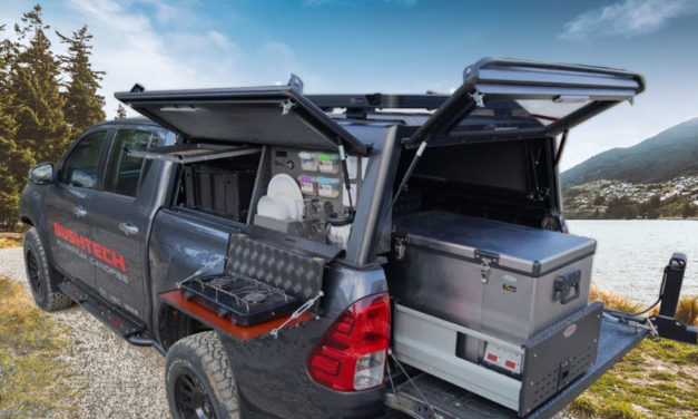 Built for the Bush – Bushtech Vehicle Canopies – Made in South Africa