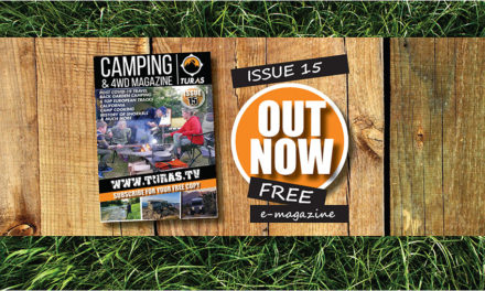 TURAS Camping and 4WD Magazine – Issue Fifteen