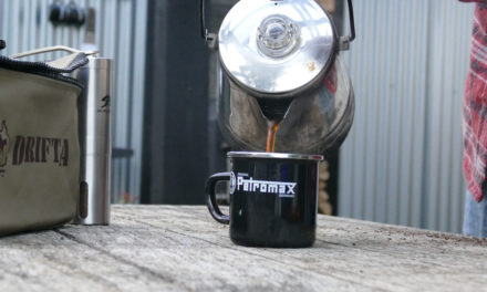 The Original Petromax Stainless Steel Percolator