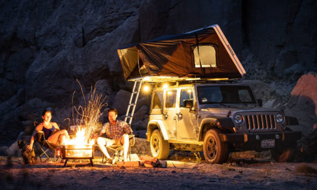 Funki Adventures- Off-road Camping in California