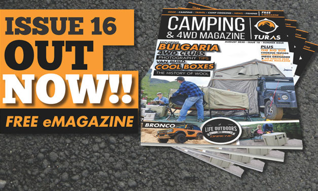 TURAS Camping and 4WD Magazine – Issue Sixteen