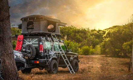All New Hardshell Rooftop Tents from Euro4x4Parts