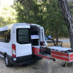 New Campervan Build with Funki Adventures