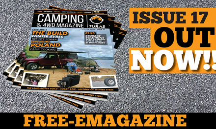 TURAS Camping and 4WD Magazine – Issue Seventeen