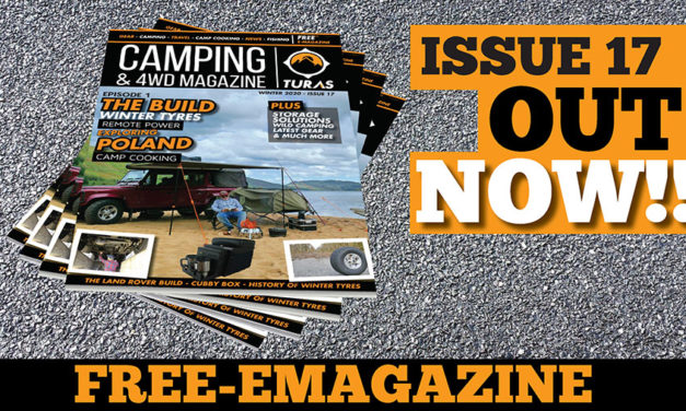TURAS Περιοδικό Camping and 4WD - Issue Seventeen