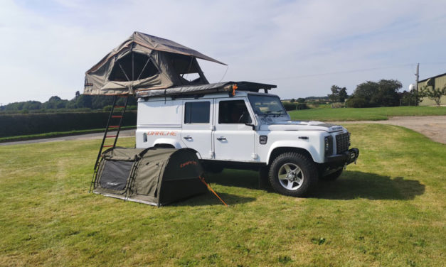 Trek Overland - UK Distributeur voor DARCHE Producten