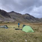 Wild Camping - Koska se on siellä ..