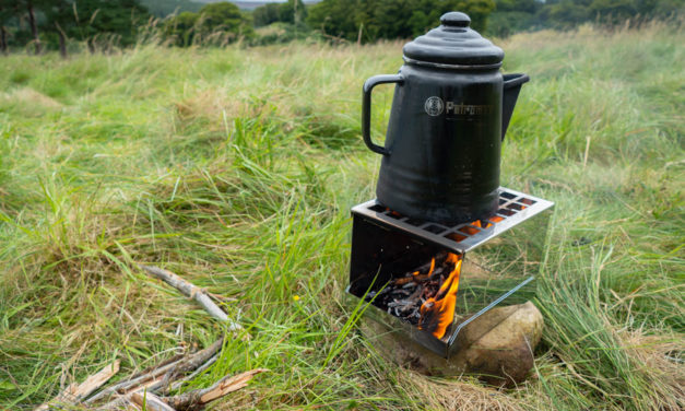 The Fireplace Fb1/Fb2 Portable Camping Fireplaces from Petromax