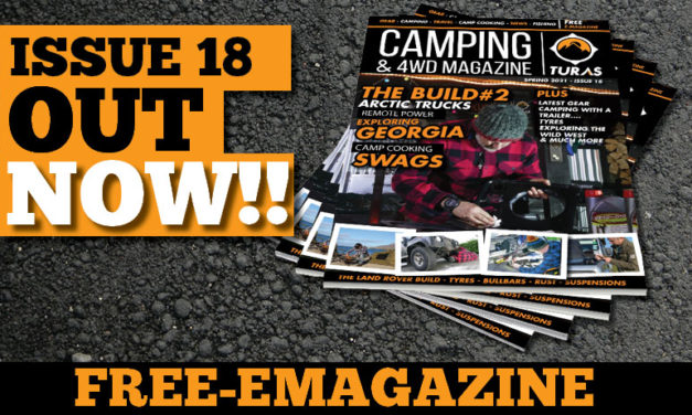 TURAS Camping and 4WD Magazine - numero XNUMX