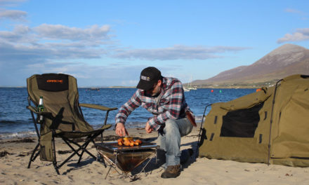 Swag Camping met DARCHE