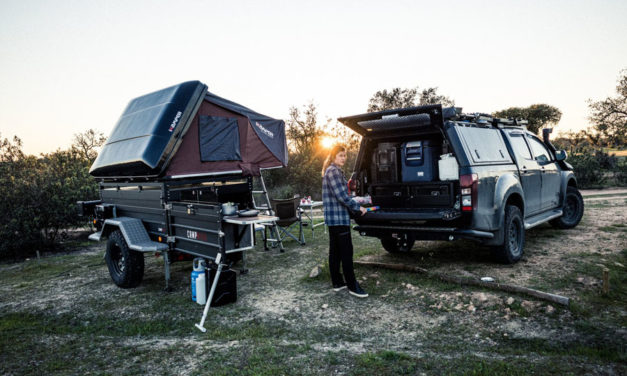 The Benefits of Camping with a Trailer
