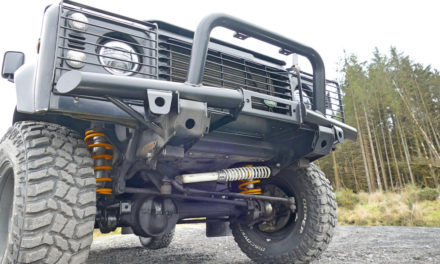 Choosing a Suspension that suits your 4WD