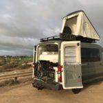 The Funki Adventures Campervan Build Part 3