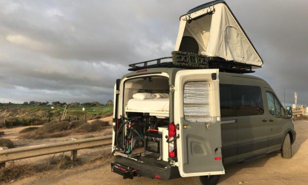 Ang Funki Adventures Campervan Build Part 3
