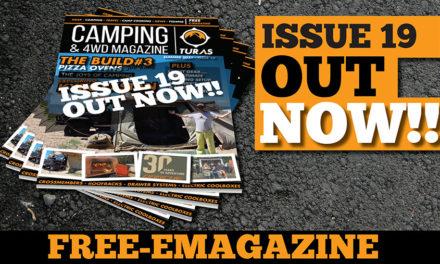 Turas Kamping at 4WD Magazine - Isyu sa Labing-siyam