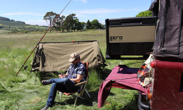The ARB ZERO Electric Coolbox