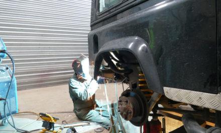 Land Rover Defender Bearmach-eko Crossmember